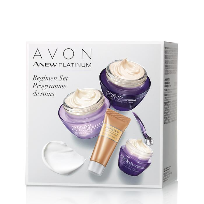 Anew Platinum Regimen Set ($136 Value)